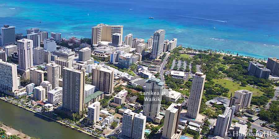 Lanikea at Waikiki Condo