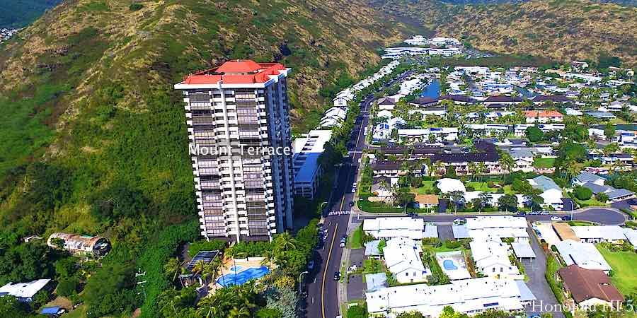 Mount Terrace Condo in Hawaii Kai