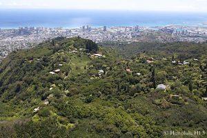 Tantalus Homes - Aerial Photo