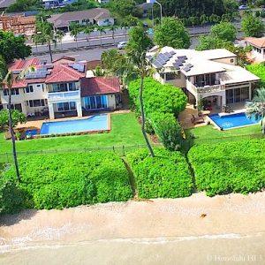 Beachfront Homes in Niu Beach