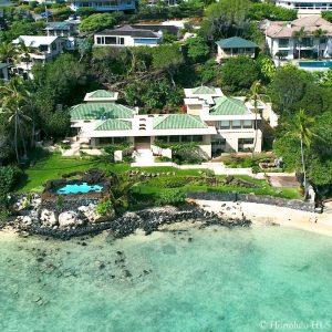 100 Royal Circle Luxury Home in Honolulu