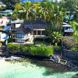 202 Kaikuono Place - Oceanfront Luxury Home in Honolulu