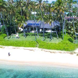 4711D Kahala Ave - Beachfront Luxury House in Honolulu